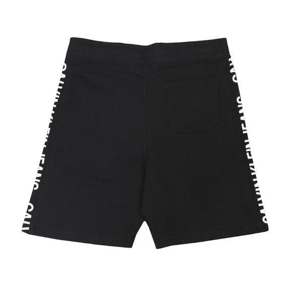 Calvin Klein Jeans Mens Black Side Logo Short main image