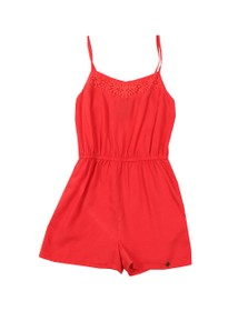 Superdry Womens Pink Tess Playsuit