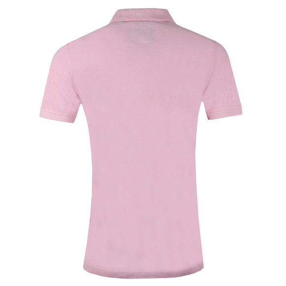Crew Clothing Company Mens Pink Classic Pique Polo main image