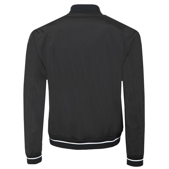 HUGO Mens Black Boris 1931 Bomber Jacket main image