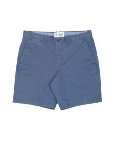 Original Penguin Mens Blue Washed Stretch Short