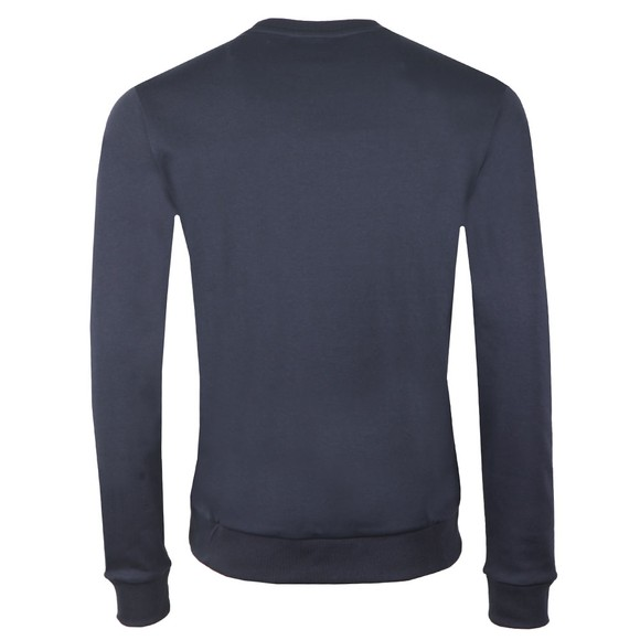 HUGO Mens Blue Dicago 193 Tape Sweatshirt main image