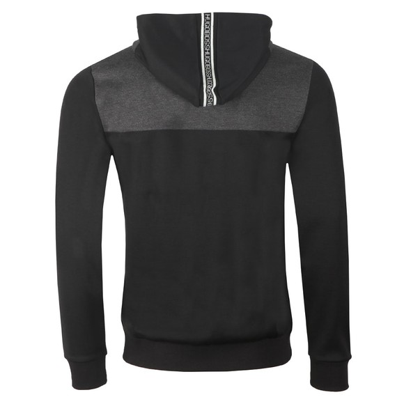 BOSS Mens Black Athleisure Saggy Sly Hoody main image