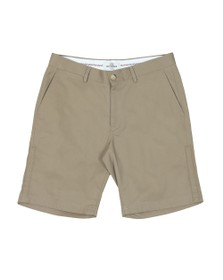 Ben Sherman Mens Beige Chino Short