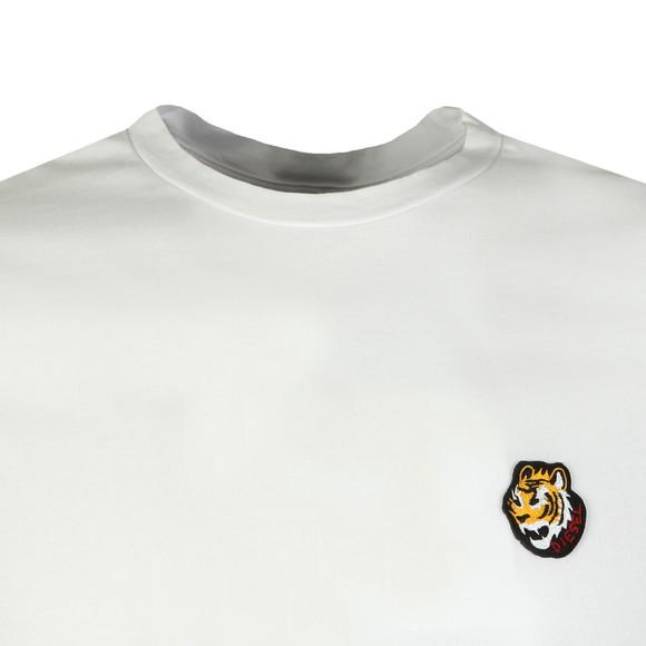 Diesel Mens White Tiger Logo main image