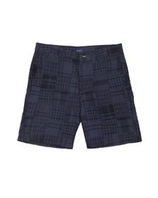 Gant Mens Blue The Madras Short