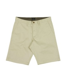 Gant Mens Brown Relaxed Twill Short