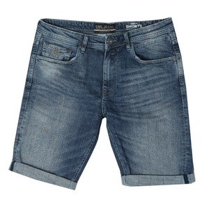 Carbon Denim Short