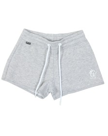 Gym King Womens Grey Rebecca Shorts