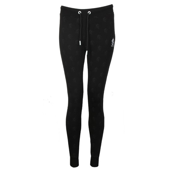 Gym King Womens Black Avril Joggers main image