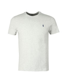 Polo Ralph Lauren Mens Grey Custom Slim Fit T-Shirt