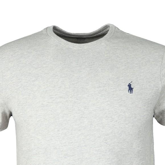 Polo Ralph Lauren Mens Grey Custom Slim Fit T-Shirt main image