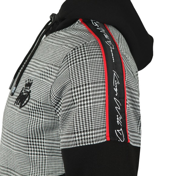 Kings Will Dream Mens Black Ardwall Zip Track Top main image