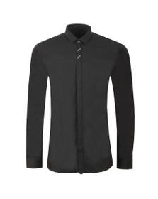 HUGO Mens Black Ed Shirt