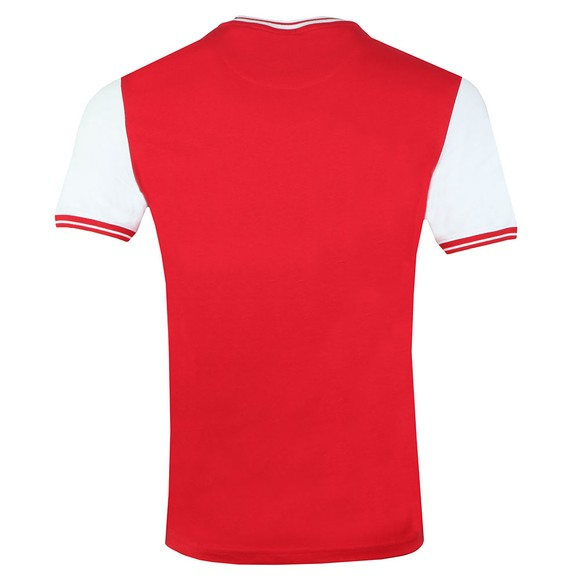 Lyle and Scott Mens Red Tipped Tee main image