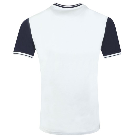 Lyle and Scott Mens White Tipped Tee main image