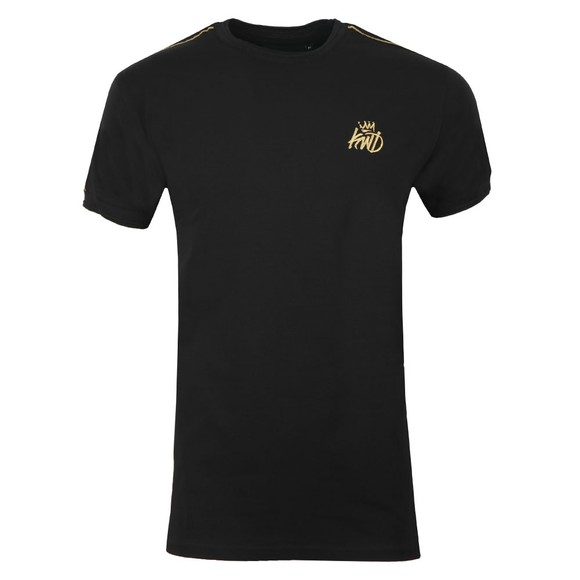 Kings Will Dream Mens Black Malton Tee main image