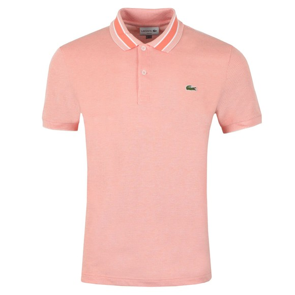 Lacoste Mens Orange PH4251 Slim Fit Polo main image