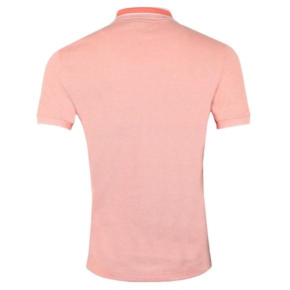 Lacoste Mens Orange PH4251 Slim Fit Polo main image