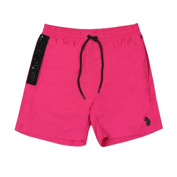 Luke 1977 Mens Pink Holiday Game Swim Short main image