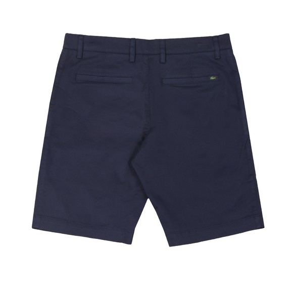 Lacoste Mens Blue FH9542 Chino Short