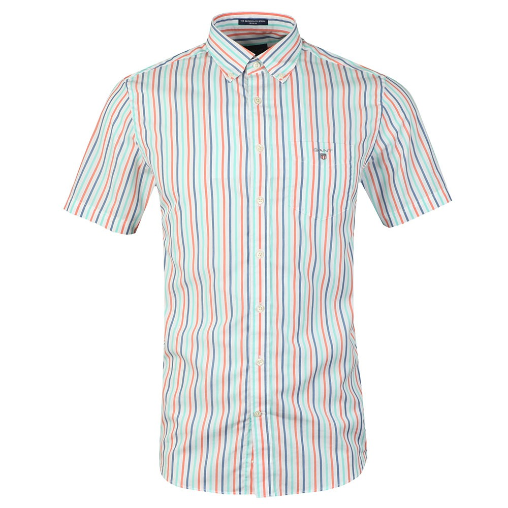 3 Colour Stripe SS Shirt main image