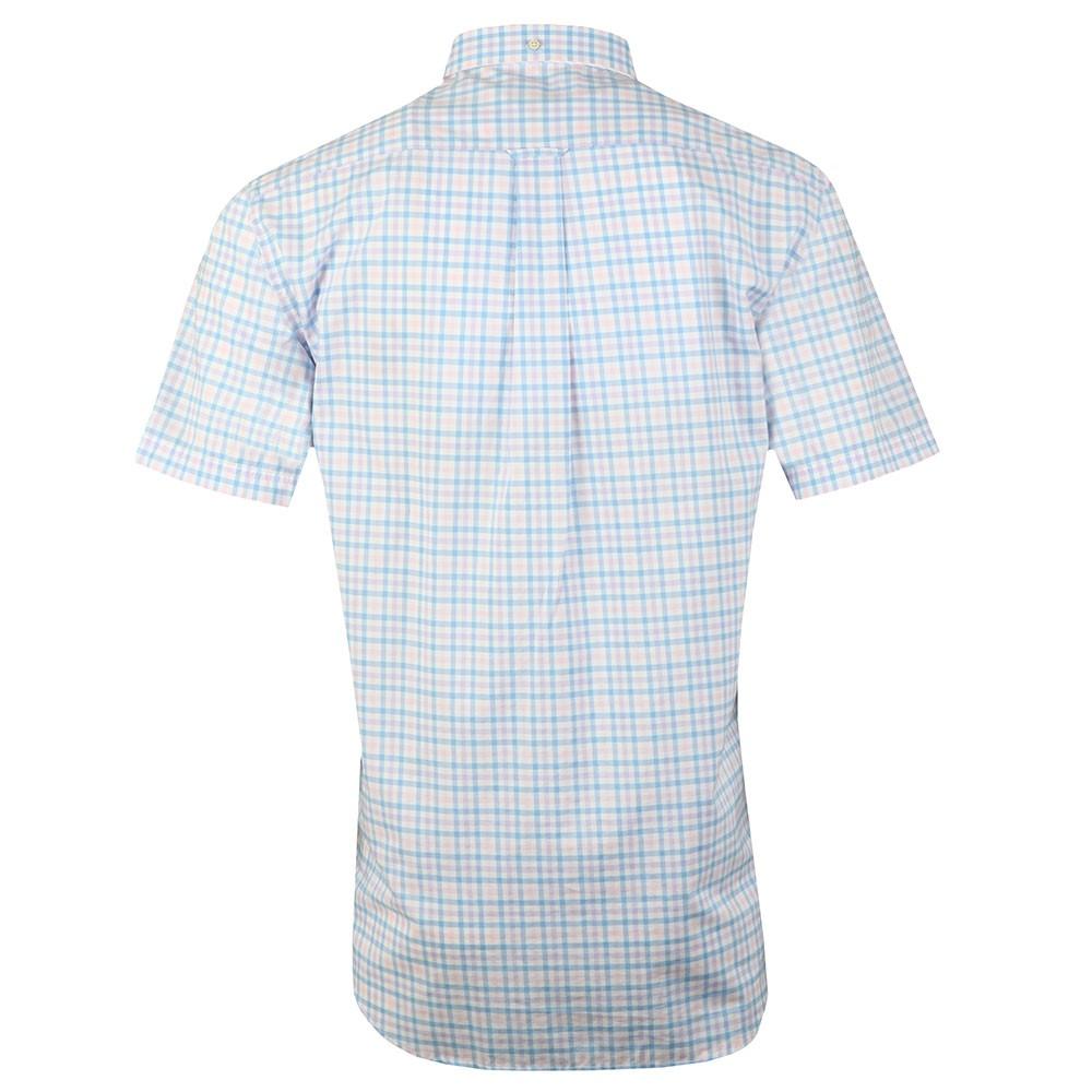3 Colour Gingham SS Shirt main image
