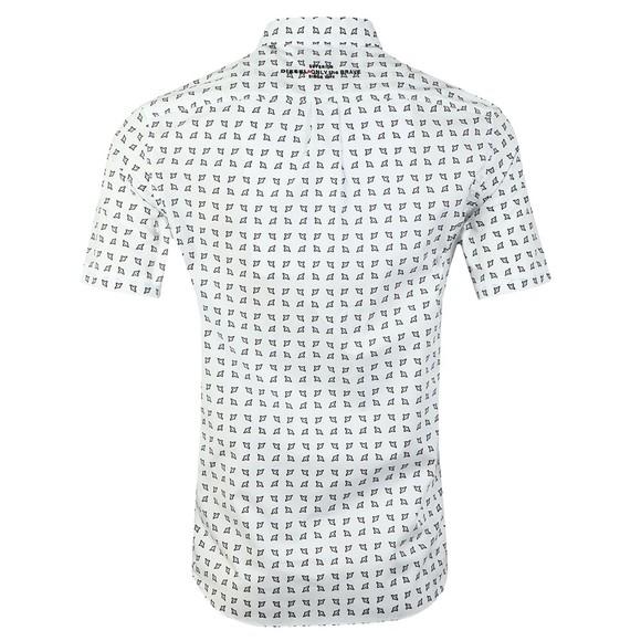 Diesel Mens White Akura Shirt main image
