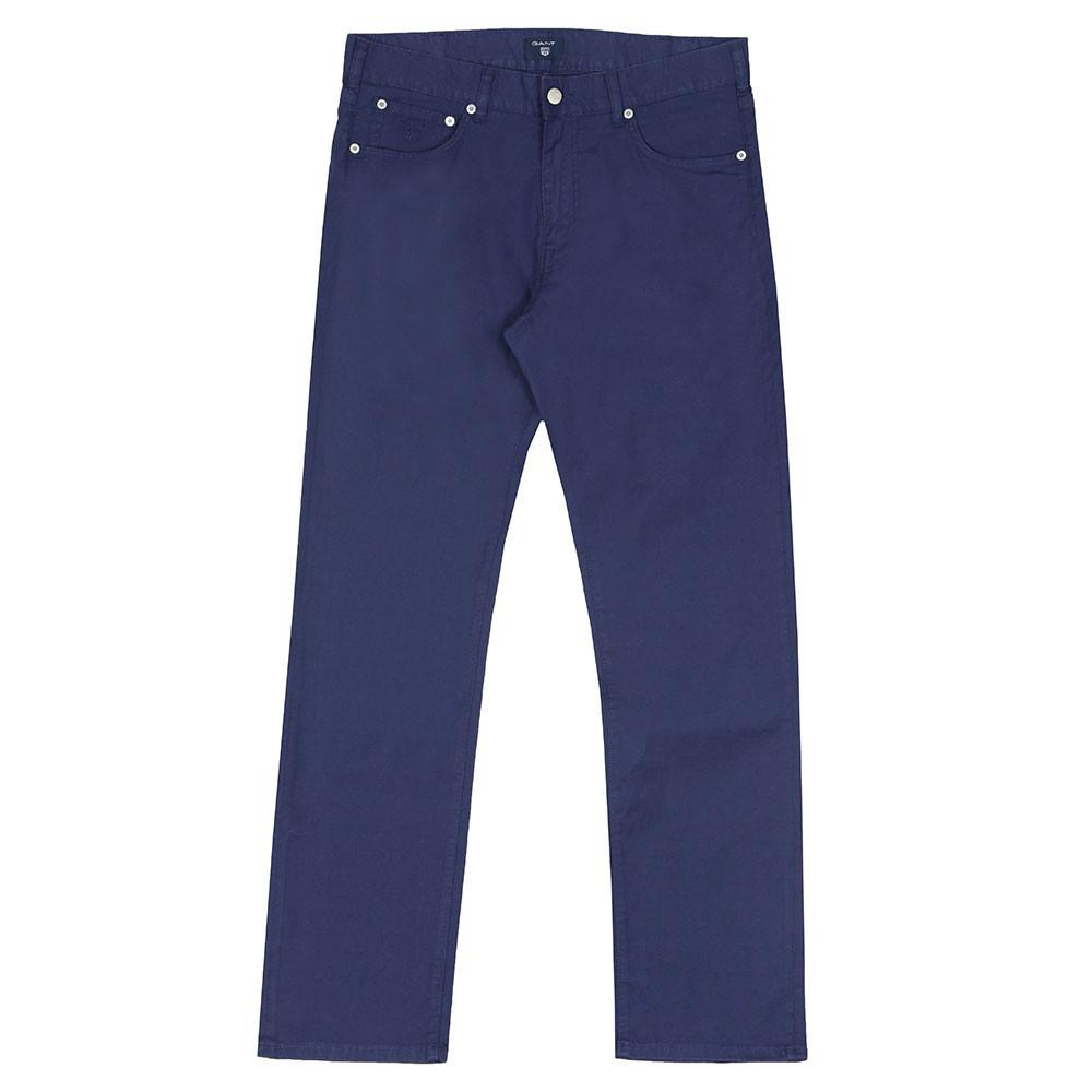Regular Straight Linen Jean main image