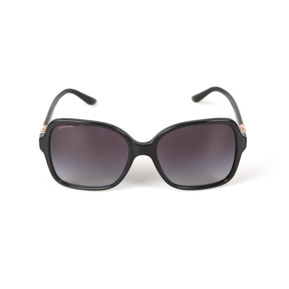 Bvlgari Womens Black BV8164 Sunglasses main image
