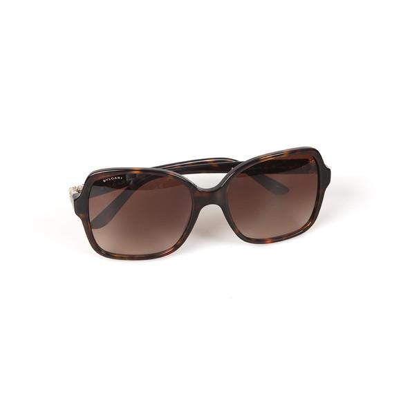 Bvlgari Womens Brown BV8164 Sunglasses main image