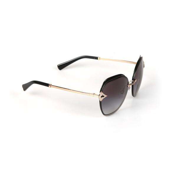 Bvlgari Womens Black BV6111 Sunglasses
