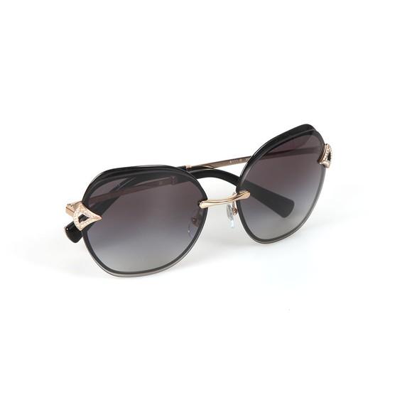 Bvlgari Womens Black BV6111 Sunglasses main image