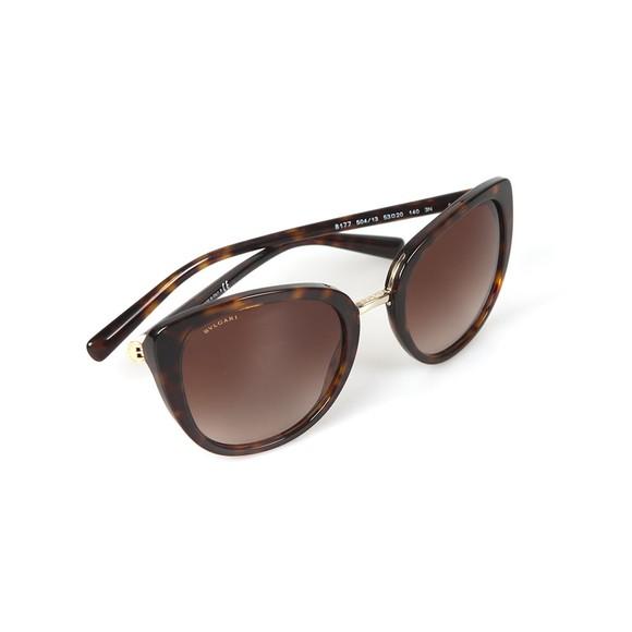 Bvlgari Womens Brown BV8177 Sunglasses main image