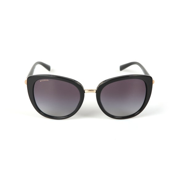 Bvlgari Womens Black BV8177 Sunglasses main image