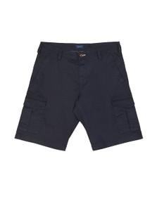 Gant Mens Blue Relaxed Utility Short