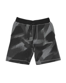 Diesel Mens Grey Pan Jersey Short