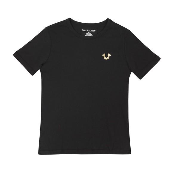 True Religion Boys Black Classic Buddha T Shirt main image