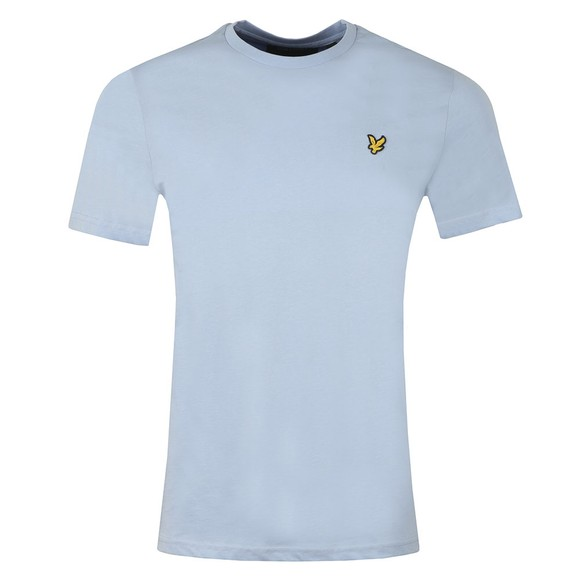 Lyle and Scott Mens Blue Basic Tee main image