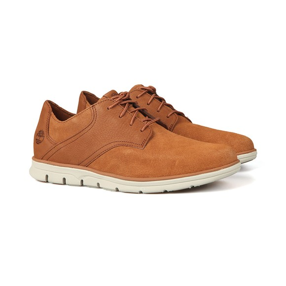 Timberland Mens Brown Bradstreet Oxford Shoe main image