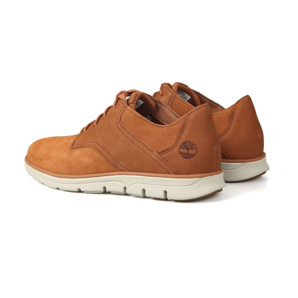 Timberland Mens Brown Bradstreet Oxford Shoe main image