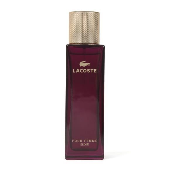 Lacoste Womens Beige Elixir EDP main image