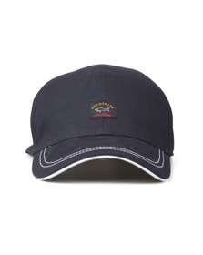 Paul & Shark Mens Blue Baseball Cap