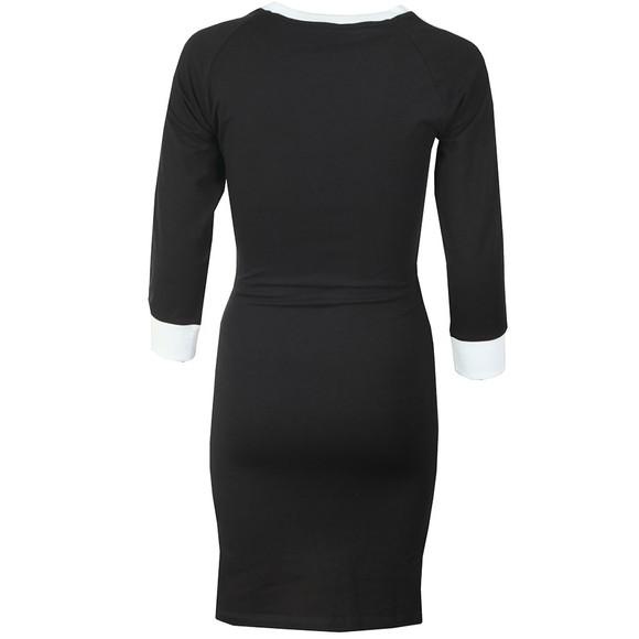 adidas Originals Womens Black 3 Stripes Dress main image