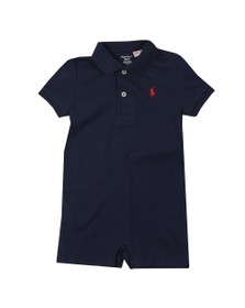 Polo Ralph Lauren Boys Blue Polo All In One