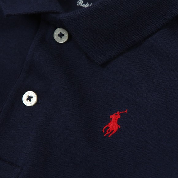 Polo Ralph Lauren Boys Blue Polo All In One main image