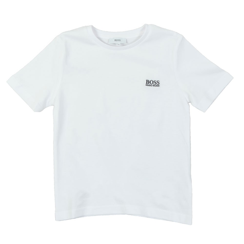 Small Embroidered Logo T Shirt main image