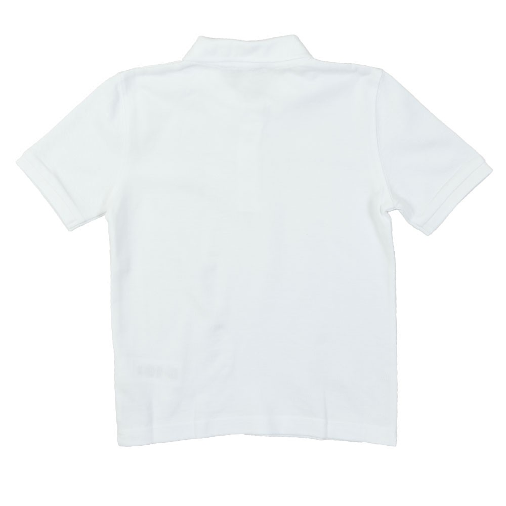 Boys J25P19 Plain Polo Shirt main image