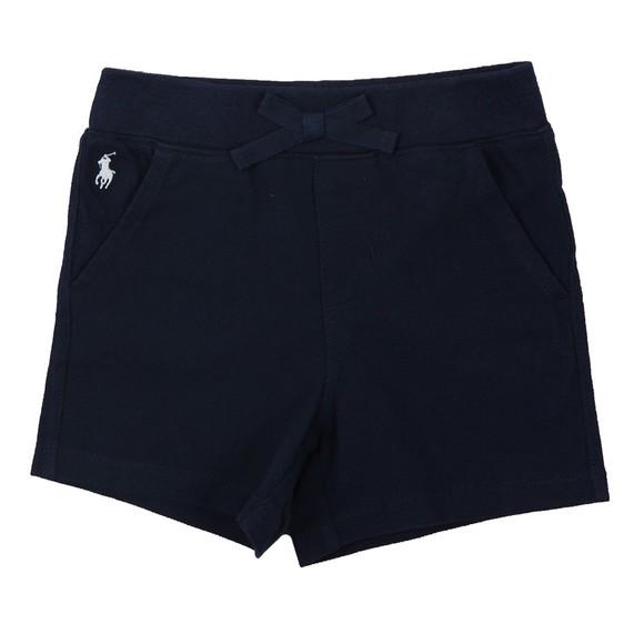 Polo Ralph Lauren Boys Blue Baby Jersey Short