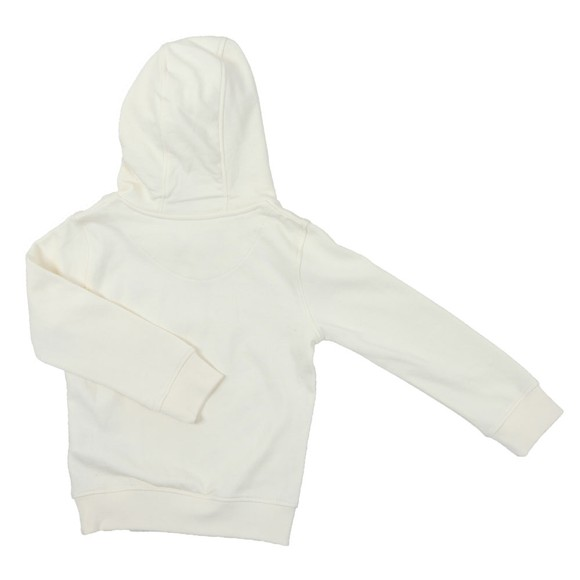 Lyle And Scott Junior Boys Off-White Classic Overhead Hoody main image